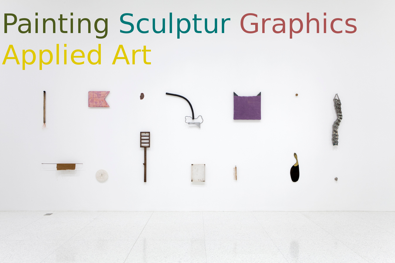 Master of Fine Arts (MFA Painting Sculpture Graphics Applied Art)
