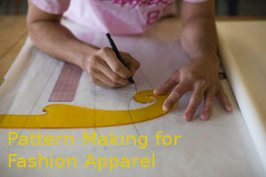Certification Advance Pattern Making for Fashion Apparel (CAPMF)
