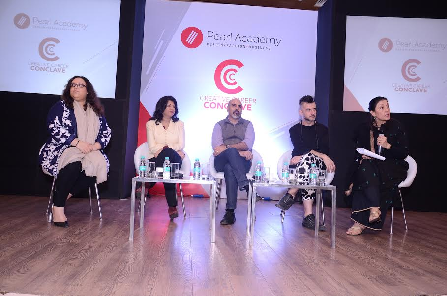 Pearl Academy organizes Creative Career Conclave for the budding creative minds in New Delhi