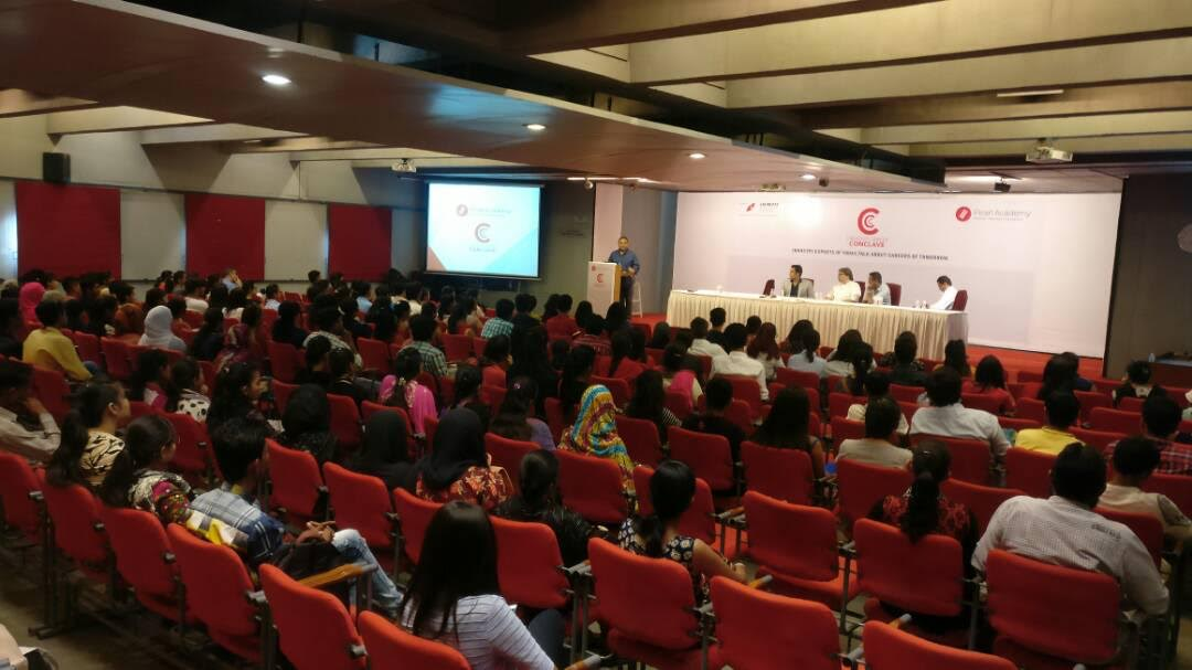 Pearl Academy Hosts Creative Career Conclave in Ahmedabad