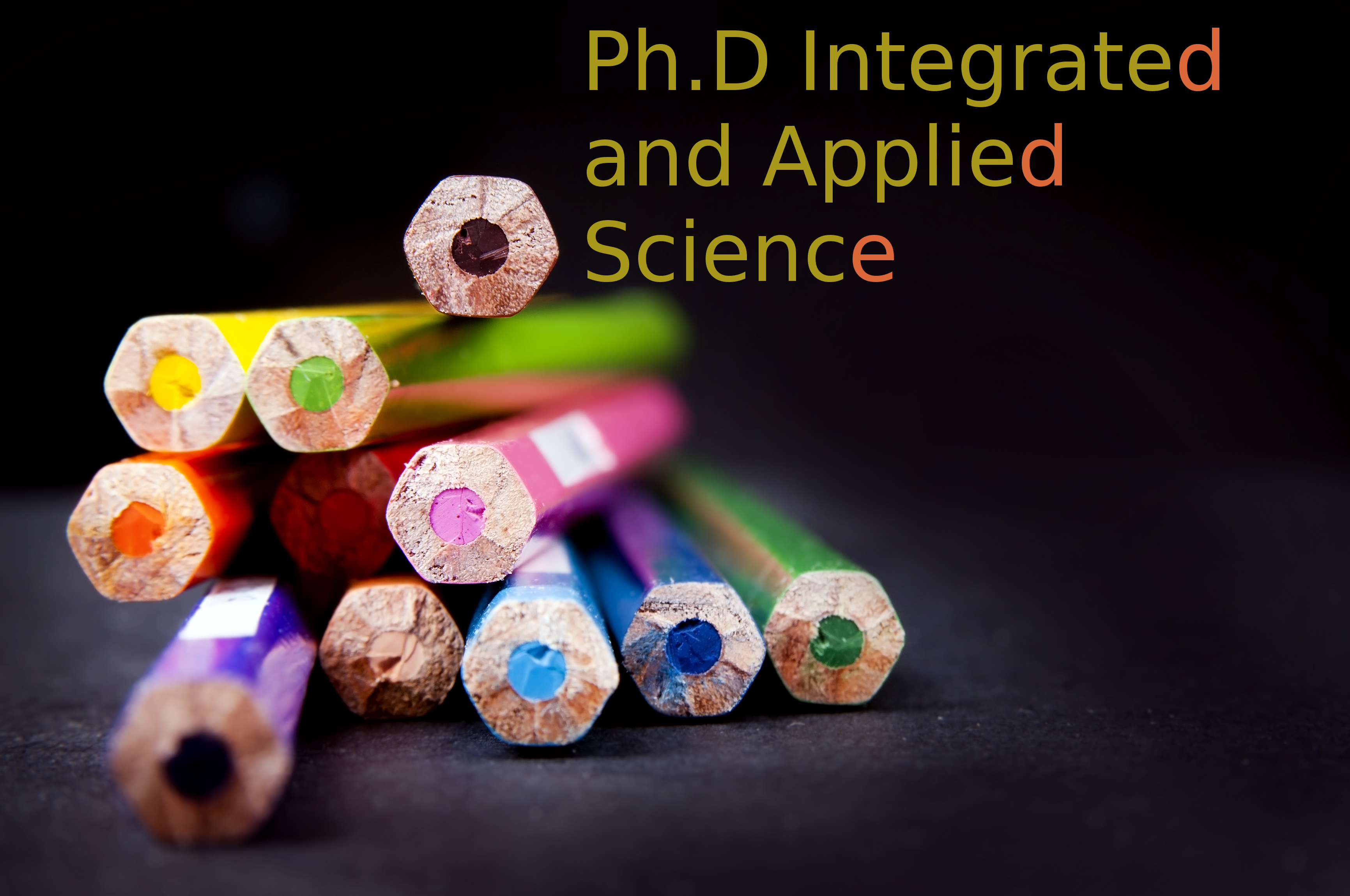 Doctor of Philosophy (PhD Integrated and Applied Science)