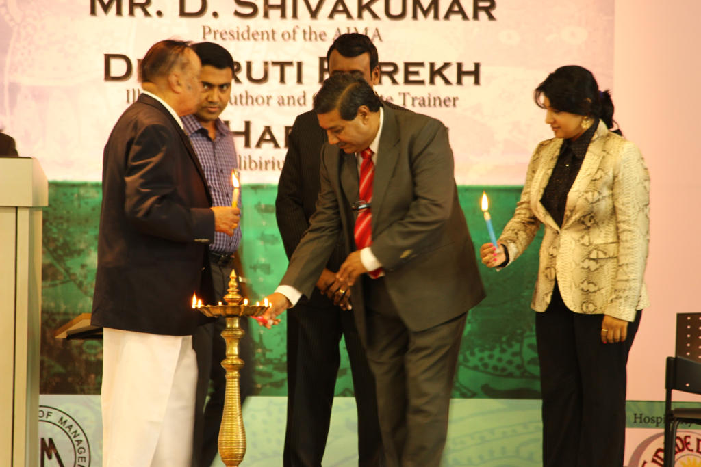 Three day conference on 'Repositioning Brand India' concludes at GIM