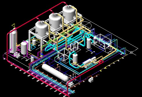 Post Graduate Diploma Piping Design & Engineering