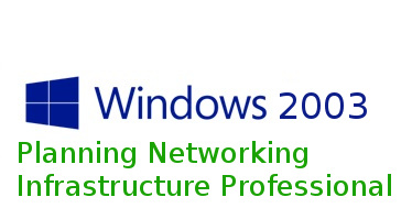 Accel Certified Windows 2003 Planning Networking Infrastructure Professional