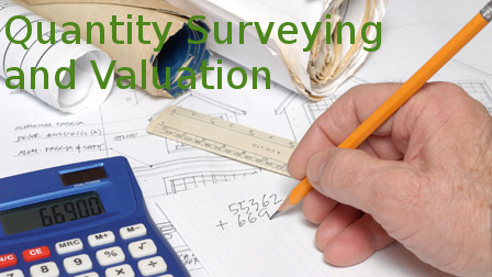Diploma Quantity Surveying and Valuation (DQSV)