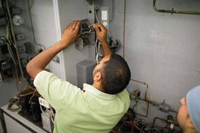 Certification Refrigeration & Air Conditioning Mechanic (CRACM)