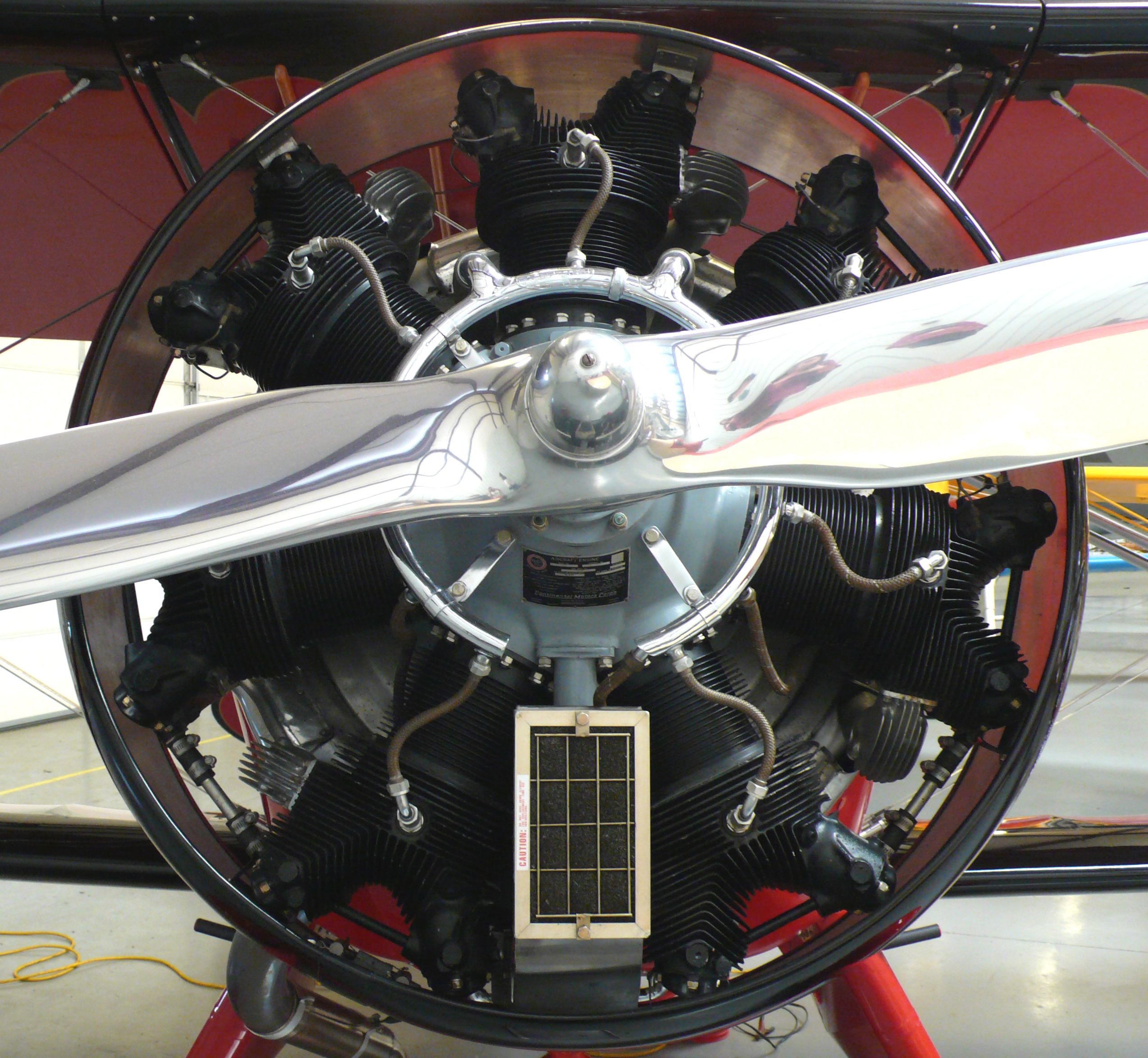 Mechanical Stream - Rotary Aircraft Wing (RA), Jet Engine (JE) and Piston Engine (PE)