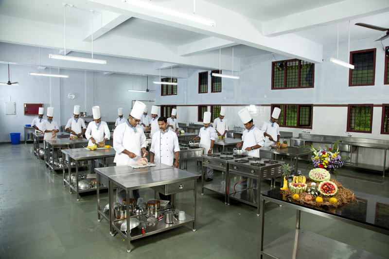Bachelors Degree in Hotel Management and Catering Technology