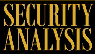 Diploma Security Analysis (DSA)