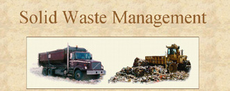 PG Diploma in Solid Waste Management