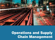 Post Graduate Diploma Supply chain & operations management