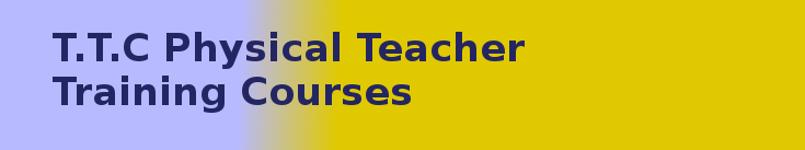 TTC Physical Teacher Training
