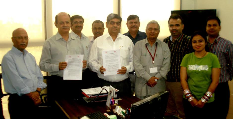 RIET Jaipur signs MoU with Telecom Sector Skill Council (TSSC)