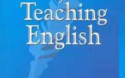 Postgraduate Certificate in the Teaching of English (PGCTE)