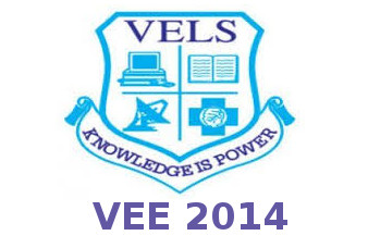VELS Entrance Exam 2014 Important Dates