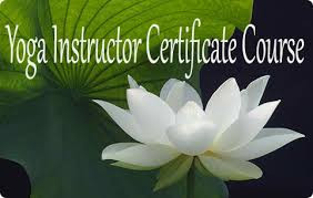 Yoga Instructors Course (YIC)
