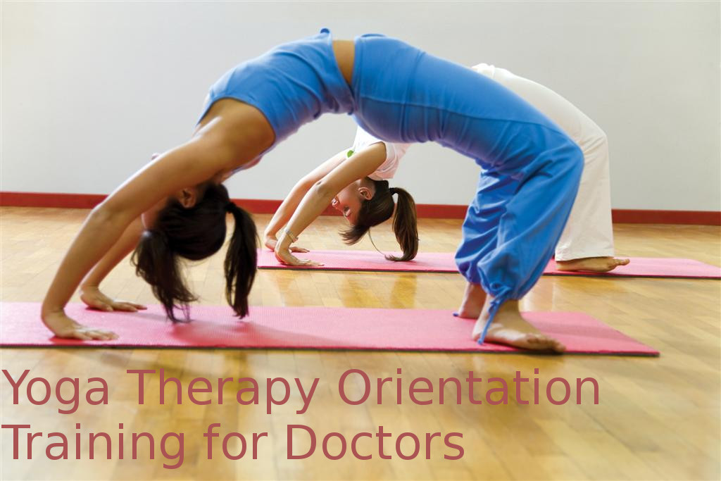 Yoga Therapy Orientation Training for Doctors (YTOT)