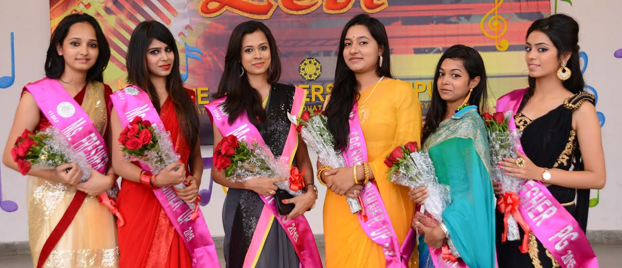 Fresher's Party 'Zest 2015' at the IIS University