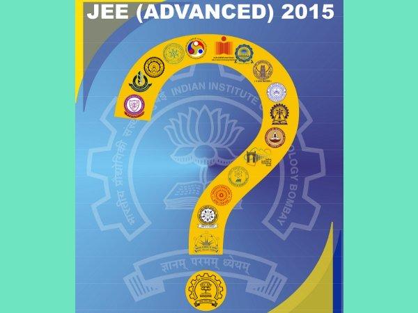 JEE Advanced 2015 Syllabi