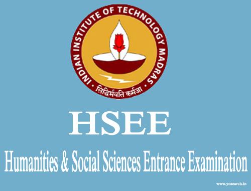 HSEE 2016 Syllabus