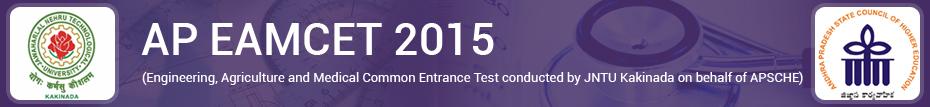 AP EAMCET 2015 Syllabus