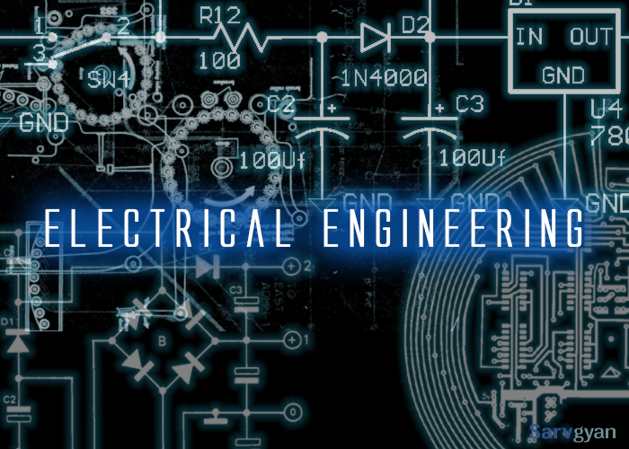 EE: Electrical Engineering GATE Exam Syllabus