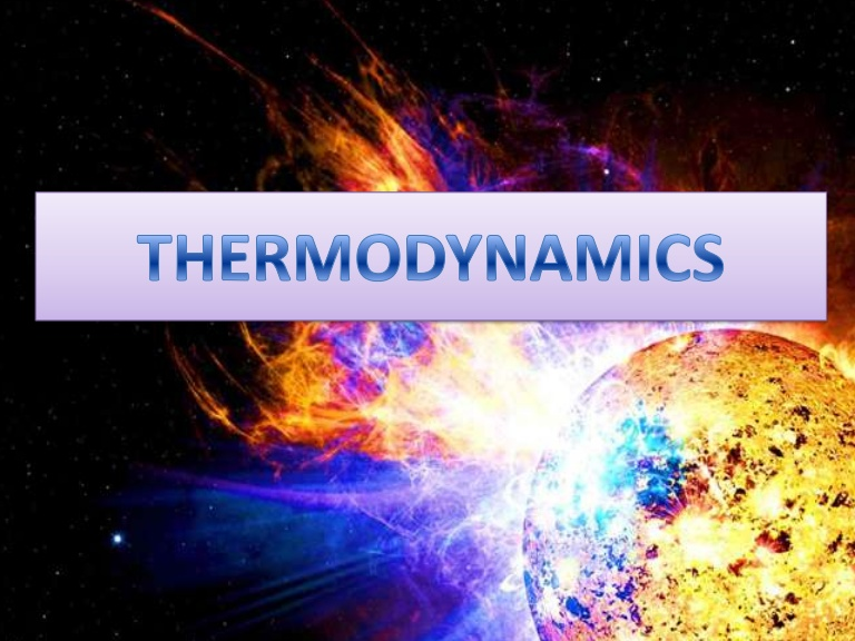 XE-E: Thermodynamics GATE Exam Syllabus