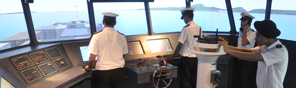 Diploma in Able Seaman Bosun To Officer Course