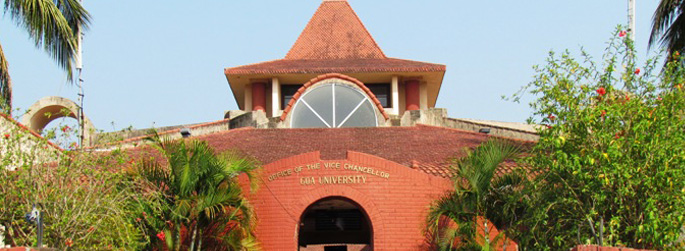 Goa University library is now online