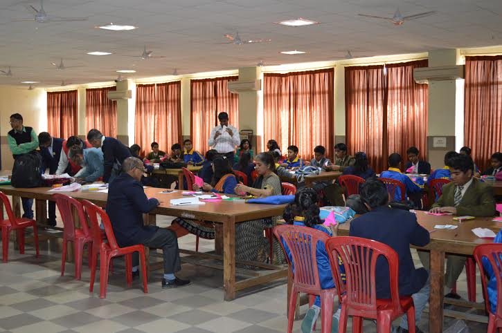 IIS Sitapura organizes Mathematical workshop