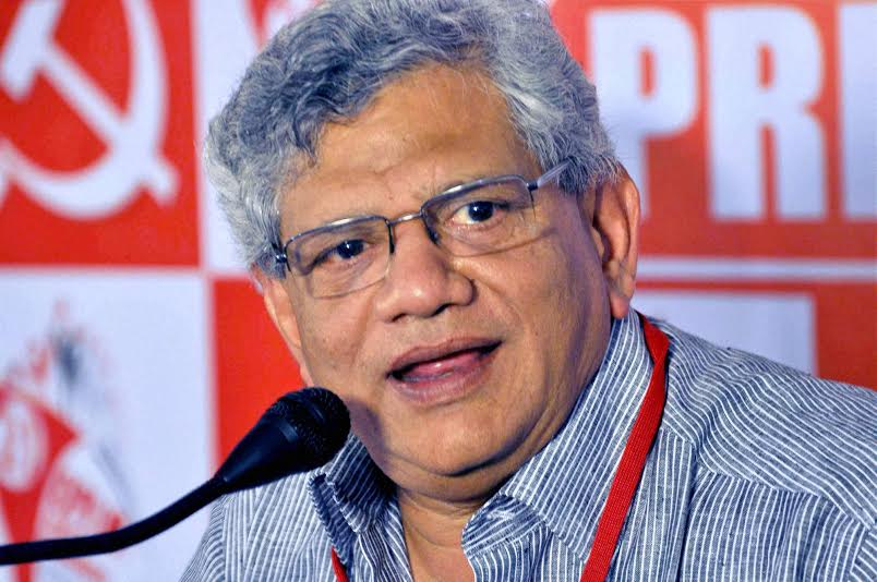 SS Dempo College Commence its Golden Jubilee Lectures Series with veteran politician, economist, author and columnist Sitaram Yechury