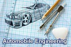 MTech Automobile Engineering (Integrated Course)
