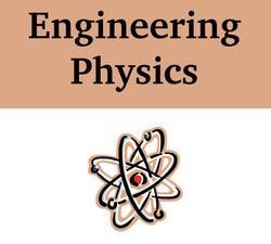 Bachelor of Technology (BTech Engineering Physics)