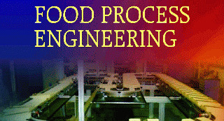 Master of Technology (MTech Food Technology Food Process Engineering)