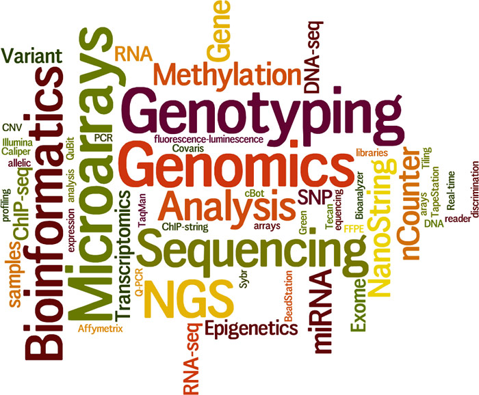 Master of Science (MSc Genomics)