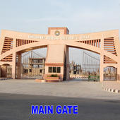 Chaudhary Devi Lal University Main Gate - Chaudhary Devi Lal University Main Gate