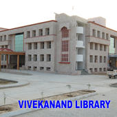 Chaudhary Devi Lal University Vivekanand Library Side View - Chaudhary Devi Lal University Vivekanand Library Side View