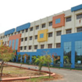 Sri Ranganathar Institute of Engineering and Technology - Building Side View - Sri Ranganathar Institute of Engineering and Technology - Building Side View