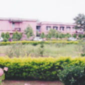 College Building Long View - College Building Long View