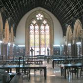 University of Mumbai Building Inside View  - University of Mumbai Building Inside View
