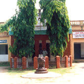 College View Of Administrative Block - College View Of Administrative Block