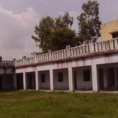 Sri Mahant Ramashrey Das P G College - Side View - Sri Mahant Ramashrey Das P G College - Side View