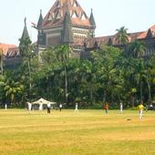 University of Mumbai - Play Ground  - University of Mumbai - Play Ground