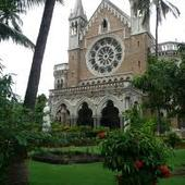 University of Mumbai Building View - University of Mumbai Building View