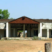 Birmaharajpur College - Building Full view - Birmaharajpur College - Building Full view