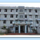 College Campus Building Front View - College Campus Building Front View