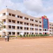 College Building View and Campus