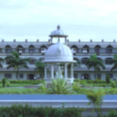 College Building (Front View) - College Building (Front View)