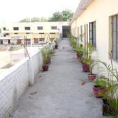 K D Pawar College Of Physical Education - Side View - K D Pawar College Of Physical Education - Side View