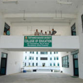 Teerthanker Mahaveer College of Education - Entrance View - Teerthanker Mahaveer College of Education - Entrance View